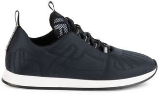 Fendi FF Quilted Sneakers