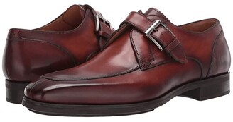 Magnanni Allen (Cognac) Men's Shoes