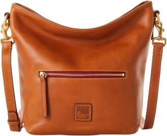 Dooney & Bourke Camden Florentine Small Hobo Crossbody