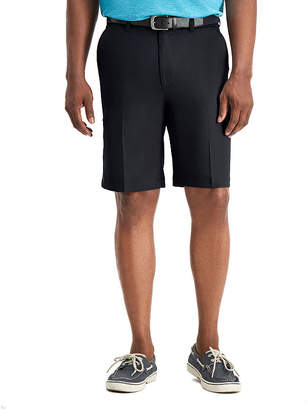 Haggar Cool 18 Pro Utility Classic Fit Flat Front Short
