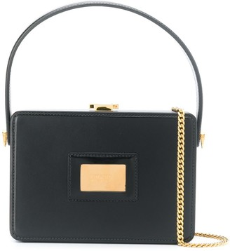 Tom Ford Palmellato Box shoulder bag