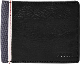 Fossil Elgin Leather ID Wallet