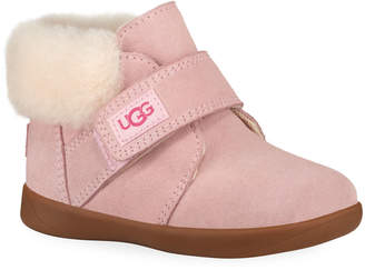 UGG Nolen Suede Low Boots, Baby/Toddler