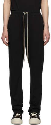 Rick Owens Black Berlin Lounge Pants