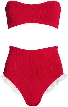 Hunza G Osiris Bandeau Bikini