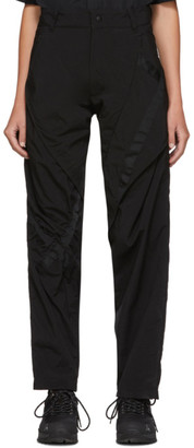 A-Cold-Wall* Black Lead Contortion Trousers