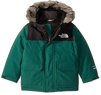 The North Face Kids McMurdo Down Parka (Toddler) (Night Green) Kid's Coat