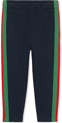 Gucci Kids Children's jogging pant with Web