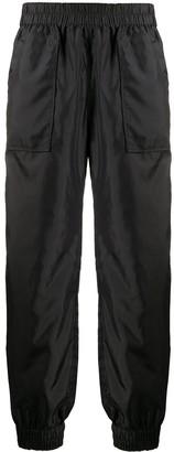 Ganni Shiny Track Pants