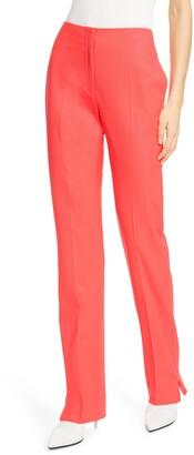 Rag & Bone Jess Zip Hem Wool Blend Pants