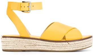 MICHAEL Michael Kors Abbot espadrille sandals