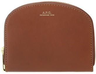 A.P.C. Demi Lune Compact Wallet