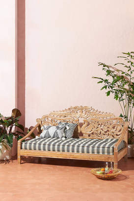 Anthropologie Handcarved Songbird Daybed