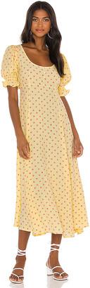 Faithfull The Brand Linnie Midi Dress