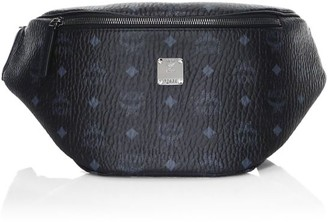 MCM Medium Stark Visetos Belt Bag