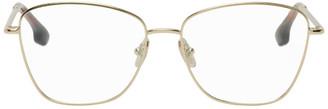 Victoria Beckham Gold VB2111 Glasses