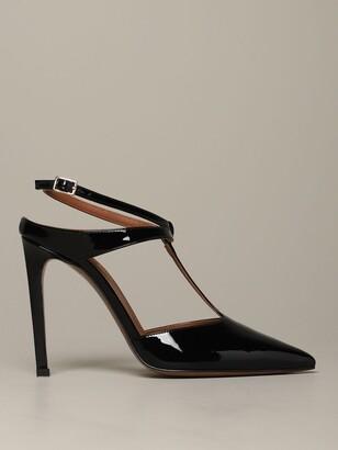 L'Autre Chose Sandal In Patent Leather