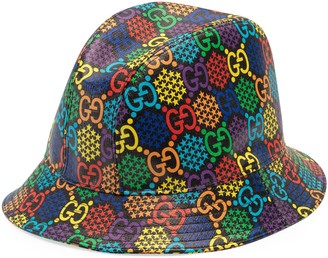 Gucci GG Psychedelic fedora