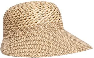 Eric Javits Trophy Gal Straw Sun Hat