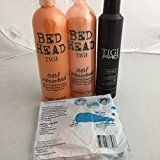Tigi Bed Head Self Absorbed Shampoo U0026 Conditioner Plus Pro Workable Hairspray Gift
