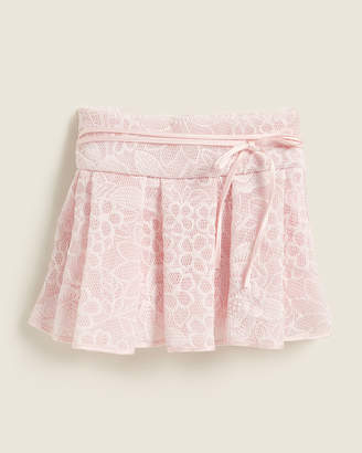 Elsy Newborn/Infant Girls) Maela Floral Pleated Skirt