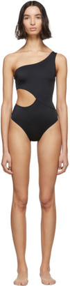 Solid And Striped Solid and Striped Black The Claudia One-Piece Swimsuit