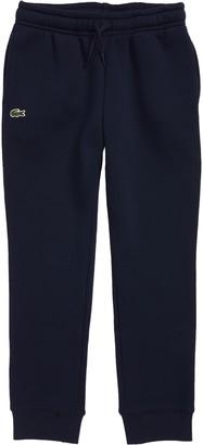 Lacoste Solid Fleece Jogger Sweatpants