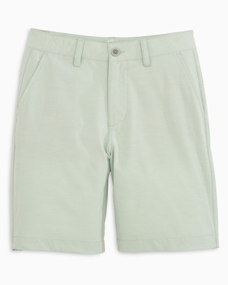 Southern Tide Boys Heathered T3 Gulf Short