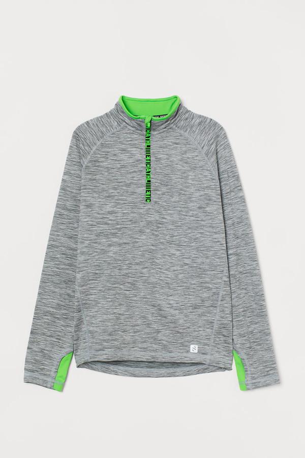 H&M Sports Shirt - Gray