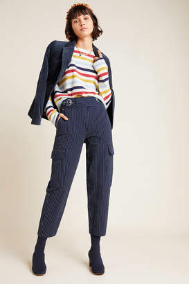 Scotch & Soda Pinstriped Cargo Pants