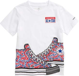 Converse Sneaker Graphic Tee