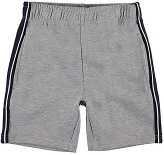 Molo Axon (Little Kids/Big Kids) (Grey Melange) Boy's Shorts