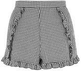 topshop-gingham-crinkle-shorts