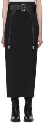 Dion Lee Black Fleet Ilya Edition Garter Harness