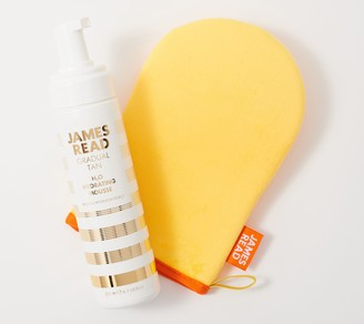 JAMES READ H20 Tan Mousse with Mitt