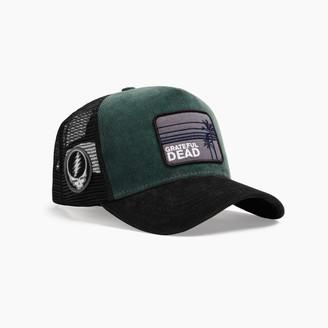 James Perse Grateful Dead Patch Trucker Hat