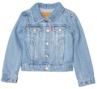 Levi's Kids Kids Denim Trucker Jacket (Toddler) (Alanis) Girl's Clothing