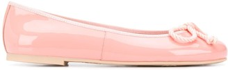 Pretty Ballerinas Patent Ballerina Shoes