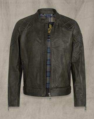 Belstaff Outlaw 2.0 Leather Jacket
