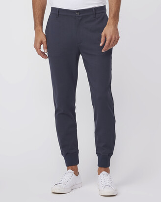 Paige ELMWOOD JOGGER-DEEP ANCHOR