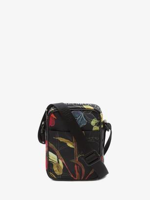 Alexander McQueen Urban Mini Messenger Bag