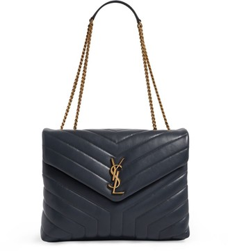 Saint Laurent Medium Loulou Shoulder Bag