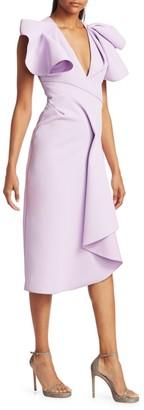 Acler Redwood Sheath Dress