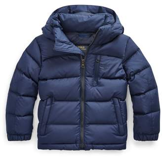 Ralph Lauren Hooded Down Jacket