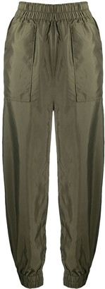Ganni Relaxed-Fit Track Pants