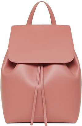 Mansur Gavriel Calf Backpack - Blush