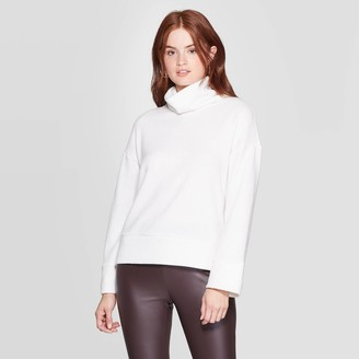 A New Day Women's Turtleneck Cozy Pullover