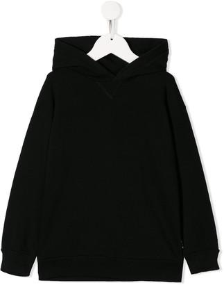Nununu Hooded Print Sweatshirt