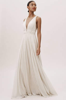 Jenny Yoo Carmen Wedding Guest Dress