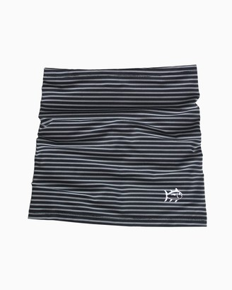 Southern Tide Stripe Performance Neck Gaiter